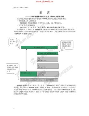 详解modbus通讯协议