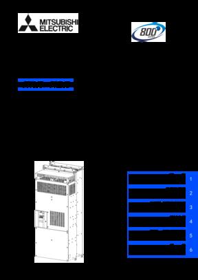 三菱变频器说明书