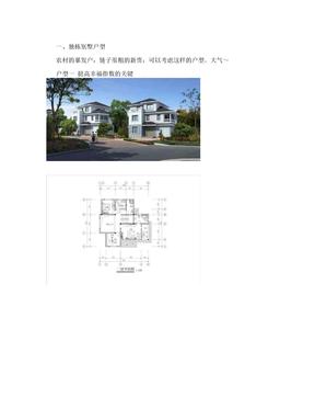 新农村别墅设计样式