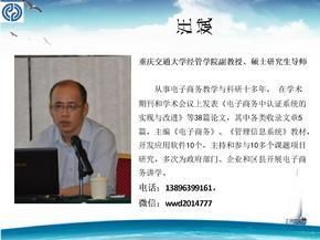 电子商务基础知识与农村电商汪斌 ppt课件