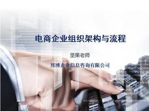 电商企业组织架构与流程  ppt课件.ppt