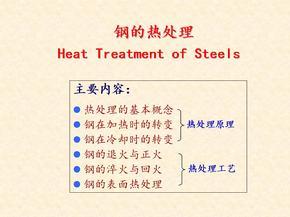 钢的热处理.ppt