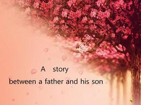 一个感人的英语故事