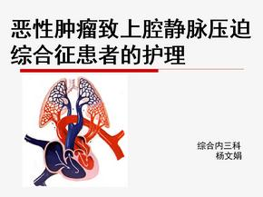 上腔静脉综合征护理 (2)