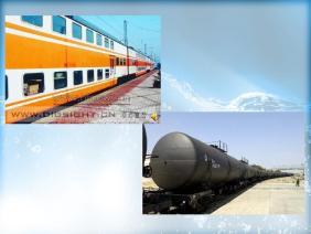 中国的铁路