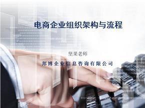 电商企业组织架构与流程