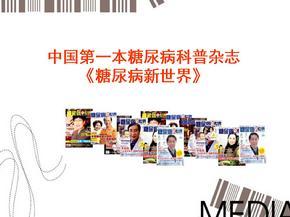 《糖尿病新世界》杂志商务合作ppt课件