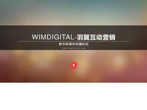 WIMdigital-羽翼互动广告传媒公司介绍